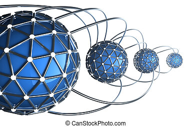 netwerk, abstract