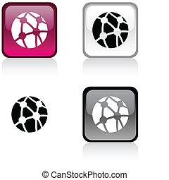 Network button.