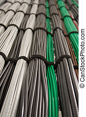 Network Cables - A series of network and communication...