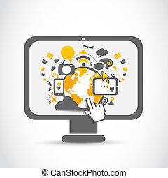 network community web technologies