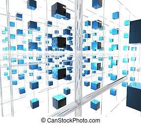 Network cubes 2