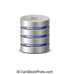 Network disk icons
