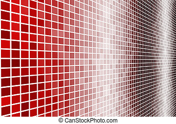 Network Flowing Information - Color Gradient Network Flowing...