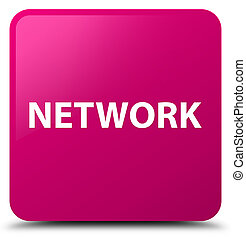 Network pink square button