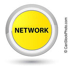Network prime yellow round button