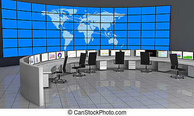 Network / Security Operations Center (NOC / SOC) - Security ...