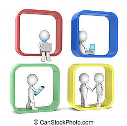 network., social