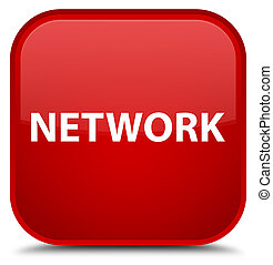 Network special red square button