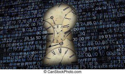 Network time. Time and protection of information.
