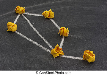 network topology 5 - mesh model