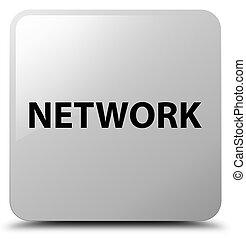 Network white square button