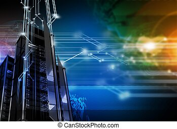 Networking Background - High Performance Servers / Hosting...