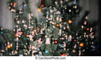 neu , fahrräder, christmas-1957, 8mm