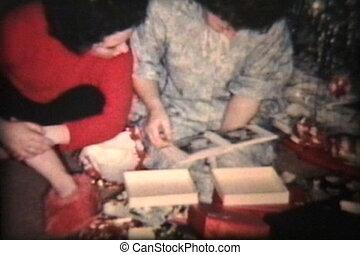neu , porzellan, weihnachten, (1962)
