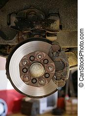 neumático, Neumático, cambio