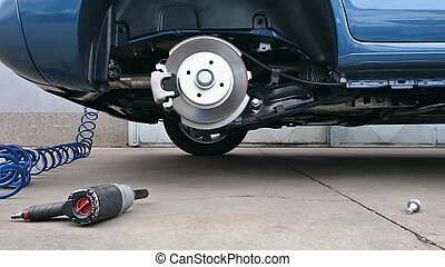 neumático, reemplazo