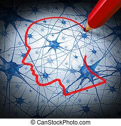 Neurology Research - Neurology research concept examining ...