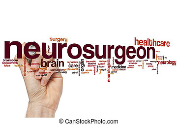 neurosurgeon, szó, felhő