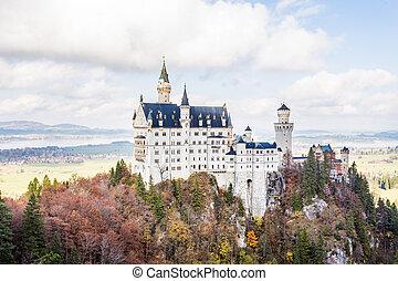 neuschwanstein - deutschland