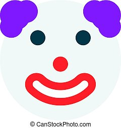 neutral clown