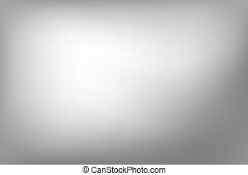 Neutral gray background, abstract grey gradient banner. Vector illustration