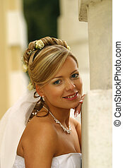 nevěsta, překrásný