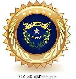 Nevada Badge