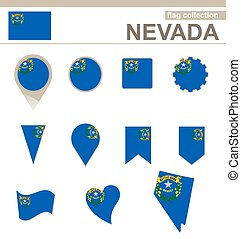 Nevada Flag Collection