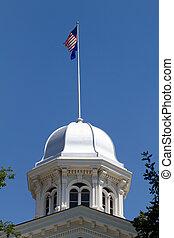 Nevada State Capitol Dome