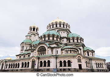 nevski, catedral, alexandar, santo