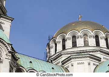 nevski, catedral, sofia, santo, alexander