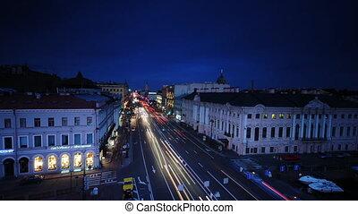 Nevsky Prospect, Green Bridge