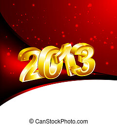 New 2013 Year Design Template