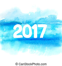 New 2017 year