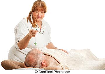 New Age Gem Healing