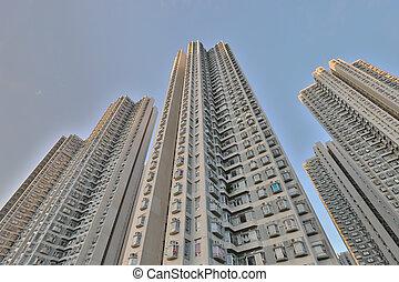 apartment in Hong Kong architecture Tsuen Wan