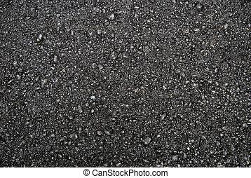 new asphalt background - New asphalt texture. May be used as...