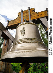 New bell for the old church