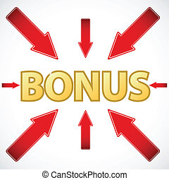 New bonus icon