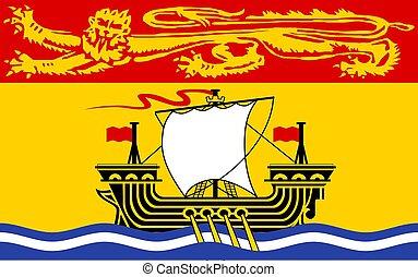 New Brunswick Flag - Flag.