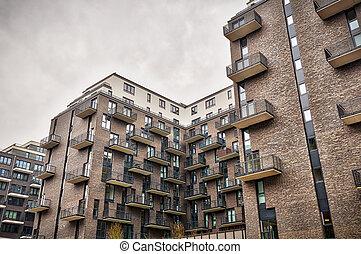 new build condominiums in Berlin Mitte