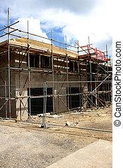 New Build Housing Construction