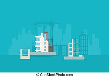 New building development
