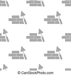 New Building seamless pattern