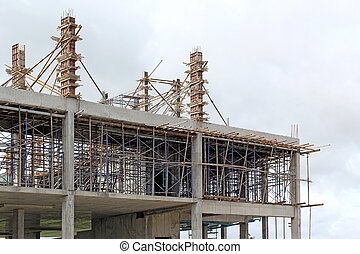 new building under construction