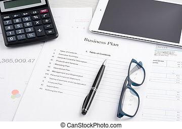 New business plan