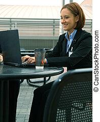 New Businesswoman