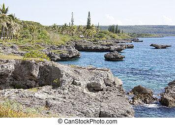 New Caledonia's Island