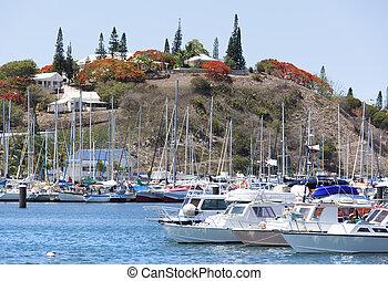 New Caledonia's Marina