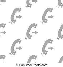 New Call seamless pattern